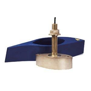 Furuno 526TID-HDD Bronze Broadband Thru-hull Transducer with Temperature