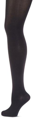 KUNERT Damen figurunterstützende Strumpfhose, 356600 Forming Effect 80, Gr. 42/44, Schwarz (Black 0500)