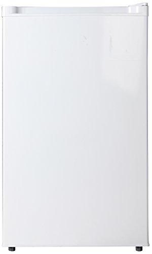 Midea WHS-160RW1 Single Reversible Compact Refrigerator, 4.4 Cubic Feet, White