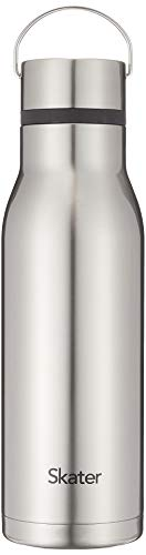 スケーター マグボトル 保冷 保温 真空二重 ステンレスボトル シルバー 1000ml リングハンドル付き SSW10N