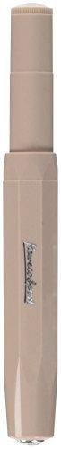 Kaweco Füllfederhalter Skyline Sport I Premium Füllfederhalter Luxus für Tintenpatronen mit hochwertiger Stahlfeder I Kaweco Sport Füller 13,5 cm Macchiato Federbreite: EF (Extra Fein)