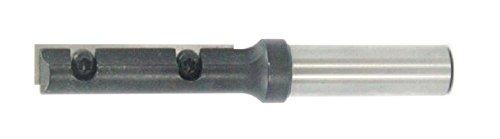 HW Wendeplatten-Nutfräser 12x50x105mm S=12mm Z1 für Arbeitsplatten, Stirnschneidend