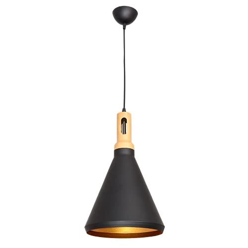 BEL AIR HOME- Lámpara colgante serie Berlin 1xE27 25 cm Diametro