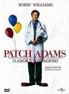Patch Adams O Amor é Contagioso