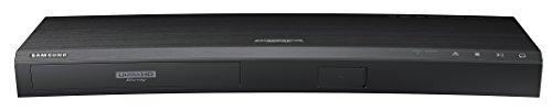 Samsung UBD-K8500 Reproductor de CD/BLU-Ray Reproductor de BLU-Ray 3D Negro - Reproductores de CD/BLU-Ray (NTSC, DTS-HD,Dolby TrueHD, 7.1 Canales, AVCHD,MPEG2,MPEG4,MPO, WMA, JPG)