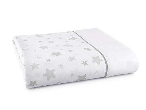 MI CASA Encimera Estrellas 90-105, Gris, 90 cm