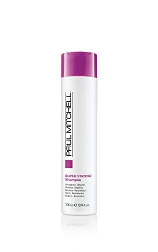 Paul Mitchell Super Strong Shampoo - schützendes und reparierendes Kräftigungs-Shampoo für geschädigtes und kraftloses Haar, 300 ml