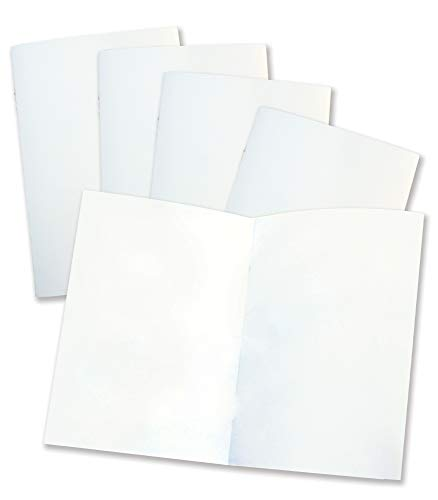 Rectangle Blank Book for Young Authors (12-Pack), Grades K - 3