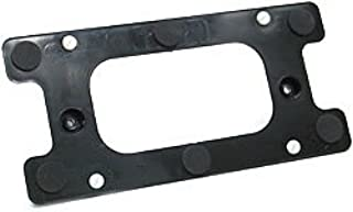 LAND ROVER FRONT LICENSE PLATE BRACKET DISCOVERY 2 II 03-04 DRE500080PMA OEM