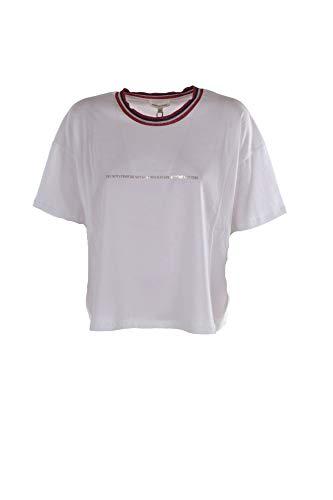 camicia donna kocca Kocca T-Shirt Donna Bianco Ops 1/20 Primavera Estate 2020