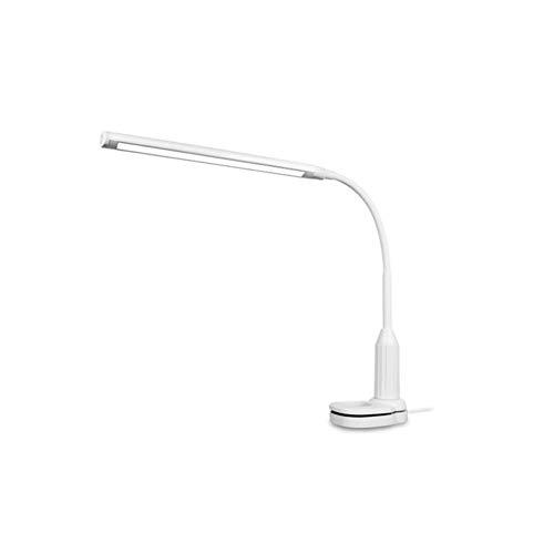 24 LEDs klemmen Tischleuchte Augenschutz Stufenlos dimmbare Biegsame USB Powered Touch-Sensor-Control-Helligkeit einstellbar Flexible Lampe Schreibtisch Lese Arbeiten Studieren Flexible Nachttischlamp