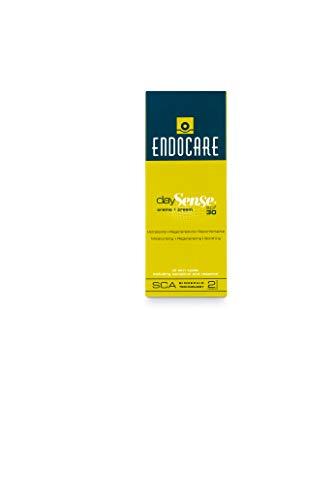 Endocare Essential Day Sense SPF30 - Crema Hidratante, Regeneradora para Primeras Arrugas de Pieles Sensibles e Intolerantes, con Protección Solar, 50ml