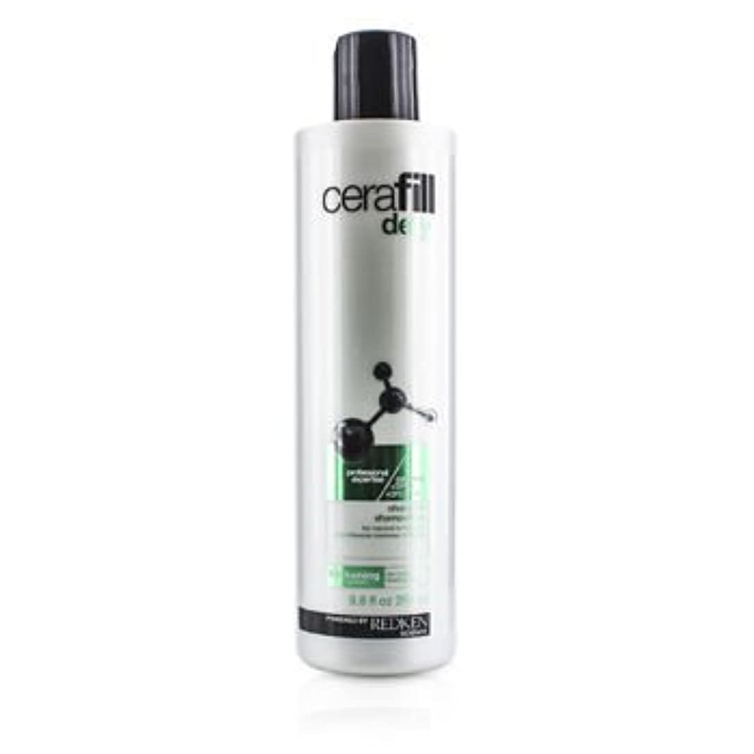 自動的に最高水没[Redken] Cerafill Defy Thickening Shampoo (For Normal to Thin Hair) 290ml/9.8oz