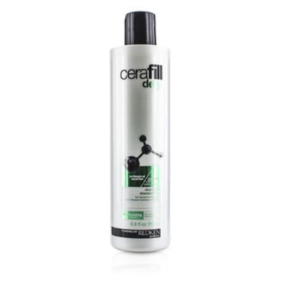 おばあさん六月持っている[Redken] Cerafill Defy Thickening Shampoo (For Normal to Thin Hair) 290ml/9.8oz