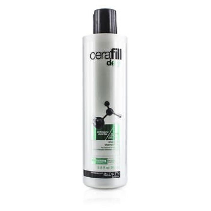 宣伝競う最悪[Redken] Cerafill Defy Thickening Shampoo (For Normal to Thin Hair) 290ml/9.8oz
