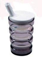 Trinkbecher - transparent / auslaufsicher - 1 Stück