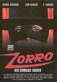 Zorro der schwarze Rächer
