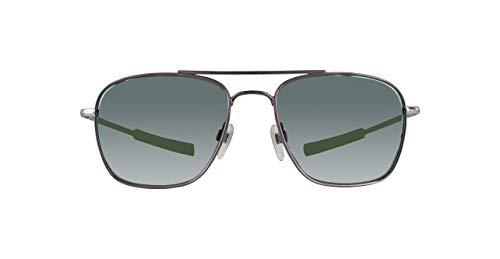 Diesel Dl0219-08C-Grau Gafas de sol, Gris (Gr), 53.0 para Hombre