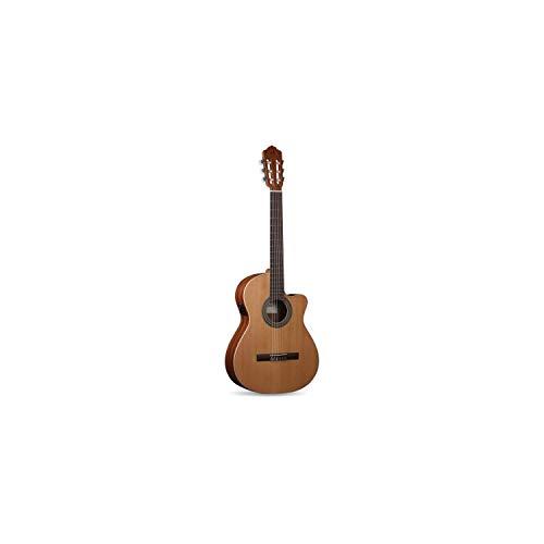 ALMANSA Spanische klassische Gitarre 4/4 Cutaway Modell 400CTWEZ / SERIE ESTUDIO