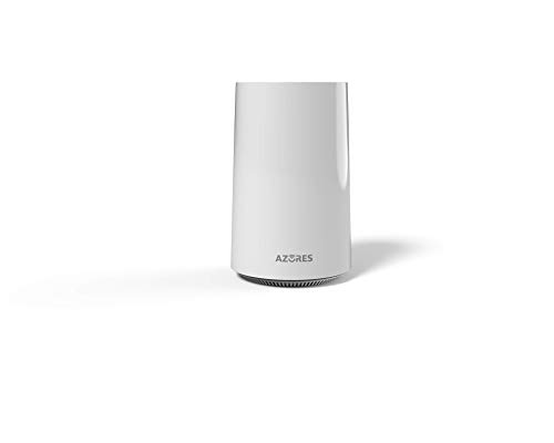 AZORES AX1500 Smart WiFi 6 Dual Band MU-MIMO Wireless Router 1 Next-gen Wi-Fi6 802.11ax standard compatible with previous wifi stands 802.11 ac/n. Dual-band ultra-fast wireless speed up to 300 Mbps on 2.4GHz band and 1200 Mbps on 5GHz band. More devices connection simultaneously with OFDMA and MU-MIMO while reducing lag. Larger and highly-reliable Wi-Fi coverage with less interference and excellent seamless roaming capability. Best suitable partner for residential and small office applications.
