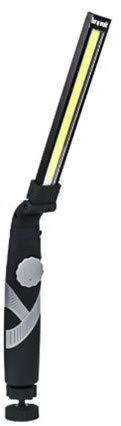 Lampada da Lavoro LED Magnetica Portatile Professionale per Officina, Luce di Lavoro con Base, lampade ispezione per l'escursione,Campeggio