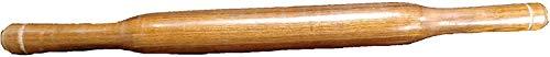 Tuelip Wooden Handmade Multi Purpose Belan, Rolling Pin for Baking, Rotis and Chapatis, Puri ( Velan )