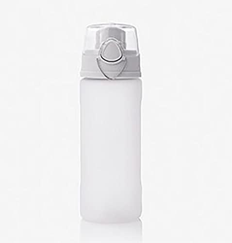 Nealpar Jarra de Agua de 580 Ml/Botella de Gimnasio - Sin BPA Ideal para Gimnasio, Dieta, Culturismo, Deportes al Aire Libre, Senderismo y Oficinac,A