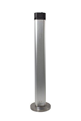 SUNTEC Carbon-Terrassenheizstrahler Heat Patio 2000 Carbon [Für Balkon/Terrasse/Garten 3 Bild 5*