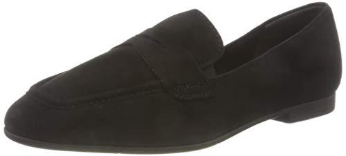 Tamaris Damen Slipper 1-1-24235-26 001 schwarz normal Größe: 39 EU