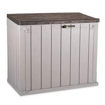 armadio da esterno toomax Toomax Baule portattrezzi Storer Plus