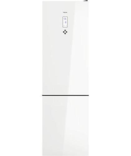 Tela | Frigorífico Combi LongLife No Frost de libre instalación y IonClean | 201 x 59.5 x 66 cm | Blanco