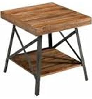 Emerald Chandler Reclaimed-look Wood End Table