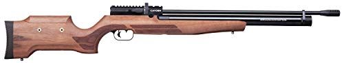 Benjamin Cayden BPC22W .22-Caliber PCP-Powered Multi-Shot Side Lever Hunting Air Rifle