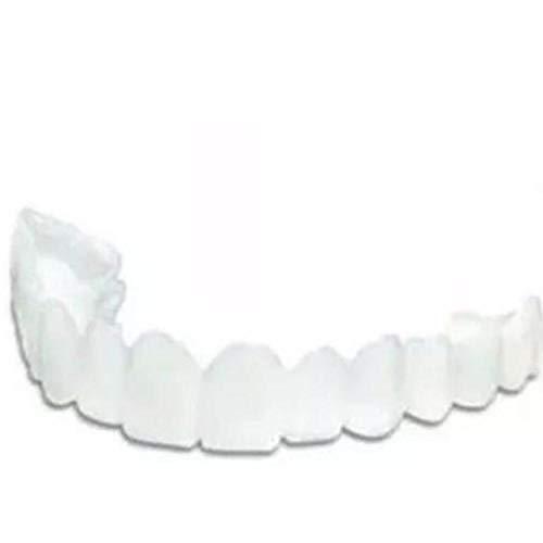 Zahn Temporär 1 Satz Schöne Lächeln Veneers Zähne Komfort Passform Kosmetische Verschleißfestigkeit Zahnprothesen Simulationsspangen 9 Paare
