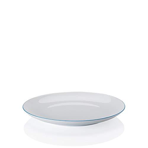 COLORI cUCINA/bleu plates 26 cm