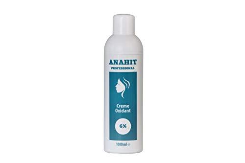 Creme Oxidant Anahit Professional Oxidante Entwickler 1000ml Oxide ✅NEW BRAND 2020 ✅ Made in Germany ✅ Hochwertige Inhaltsstoffe Verwendet Wasserstoffperoxid Cream Oxydant (6%)