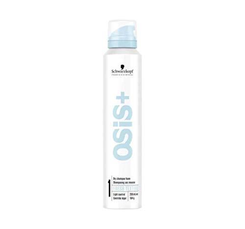 Schwarzkopf Osis+ Fresh Texture Champú Seco En Espuma (1) 200 ml