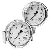 Ashcroft Stainless Gauge Charlotte Mall 2.5