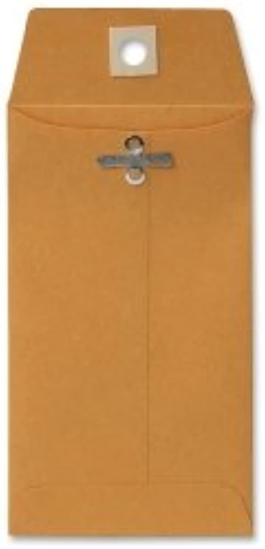 Sparco Produkte SPR01341 Schlie-e Envelope-28lb-3-.38in.x6in -. Kraft
