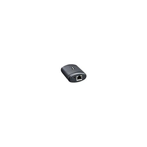 Jou Jye EZ NAS JJ-1B2 Adapter zwart USB/RJ45 LAN 10/100Mbps