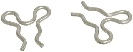 1963-1982 Corvette Product C2 C3 Clip 2-Emergency Brake Cable-Stainles Limited price