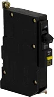 Thermal Magnetic Circuit Breaker, QOB Series, 120 V, 20 A, 1 Pole, Bolt On
