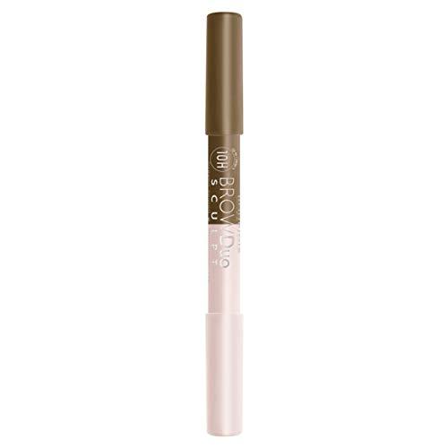 Bourjois Brow Duo Sculpt Eye Pencil #022-Chestnut 2.7 Gr 1 Unidad 200 g