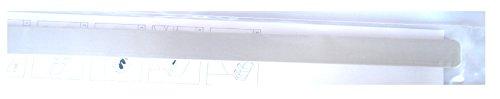 Abschlußkappe für Fensterbänke, InStyle-Blende Type 3 braun VE1 ca. 2,4 cm breit