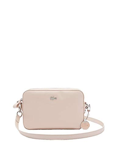 Lacoste NF2771DC, Bolso de hombro. para Mujer, Rose Dust, Taille unique