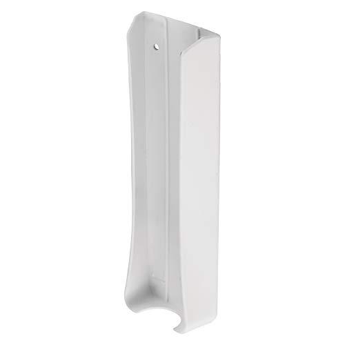 EMOS P0003C Steckdosenleisten-Wandhalterung, universaler Halter für 3-oder 4-Fach Mehrfachsteckdose, weiß