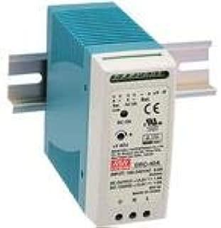 DRC-40B, AC/DC Power Supply - 2 Outputs - 27.6/27.6V@0.95/0.5A - 40.02W