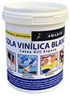 comprar comparacion Cola Vinilica - Cola Blanca al uso, para el pegado de piezas, manualidades y papel pintado.