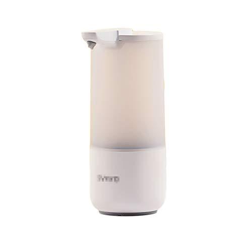 LZL Dispensador de jabón Dispensador de jabón de Espuma automático sin Contacto Inteligente Botella de Bomba de Lavado de Mano de líquido Adecuado para Cuartos de baño dispensador de detergente