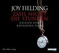 Zähl nicht die Stunden von Joy Fielding (2008) AudioCD